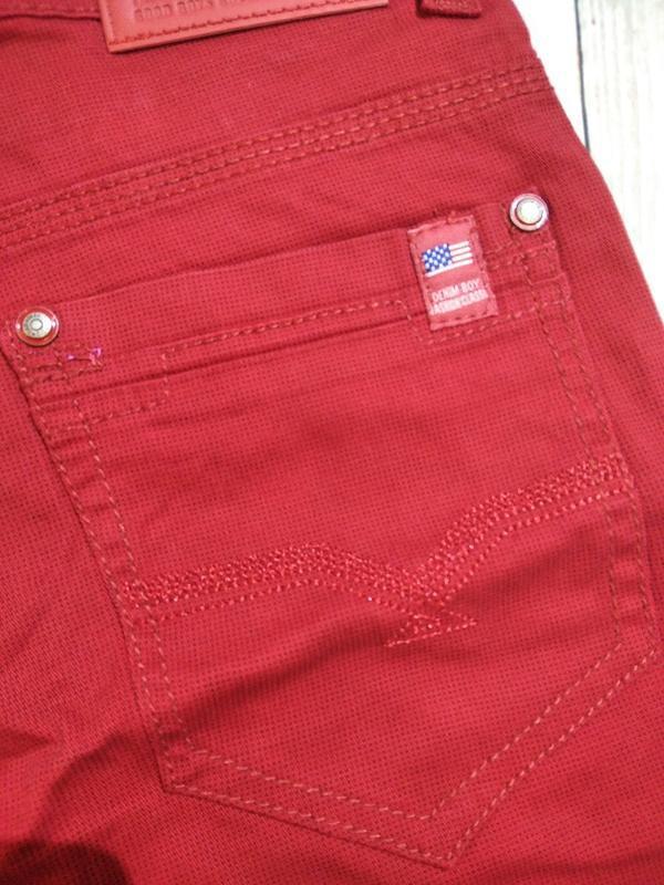 Яркие,стильные брюки на 134-140. для мальчика. - Фото 4