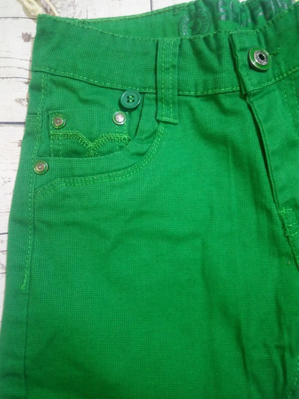 Яркие,стильные брюки на 140. для мальчика. - Фото 3