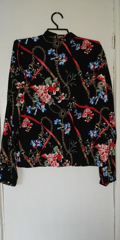 Новая женская тонкая куртка пиджак ветровка бомбер new yorker - Фото 4