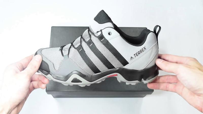 Мужские кроссовки adidas terrex ax2r bb1979 - Фото 8
