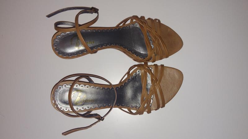 Босоножки кожа, каблук 5 см, размер 36