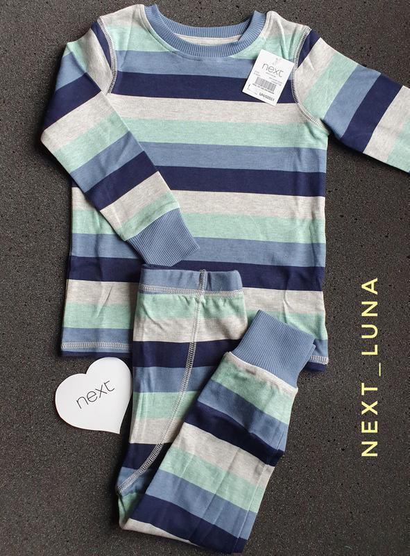 Пижама next 1.5-2, 2-3, 4-5 лет