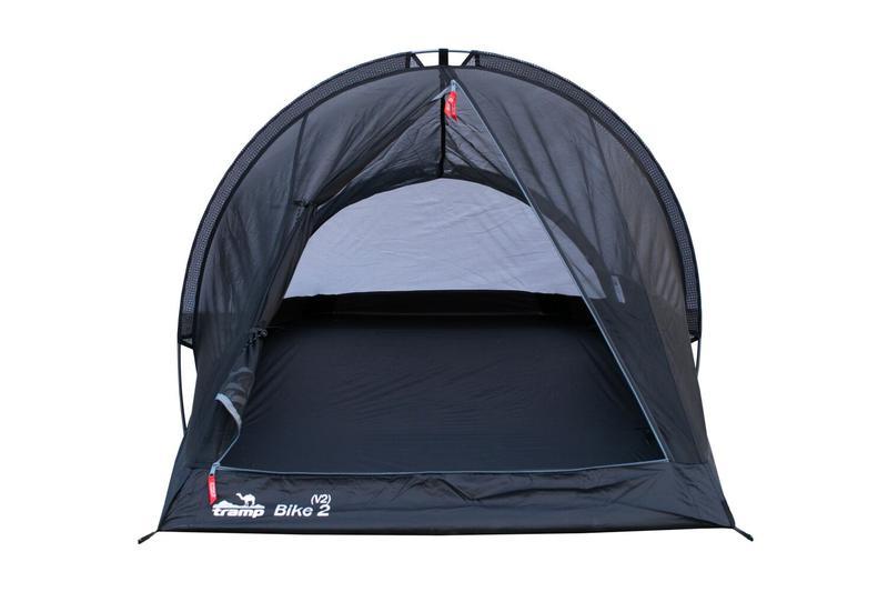 Палатка двухместная Tramp Bike 2 v2 (TRT-020) - Фото 6