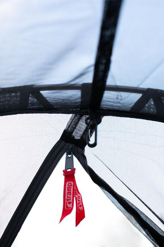 Палатка двухместная Tramp Bike 2 v2 (TRT-020) - Фото 9