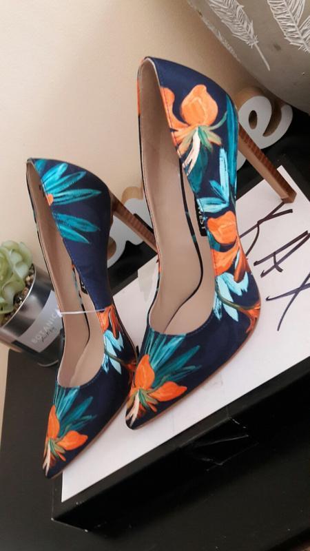 Стильные туфли. nine west