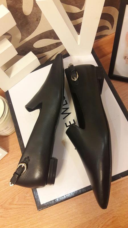 Стильные туфли nine west zara mango - Фото 3