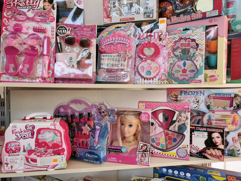 Наборы детской косметики