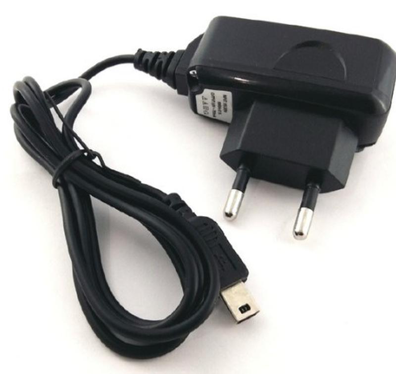 Сетевое зарядное устройство miniUSB