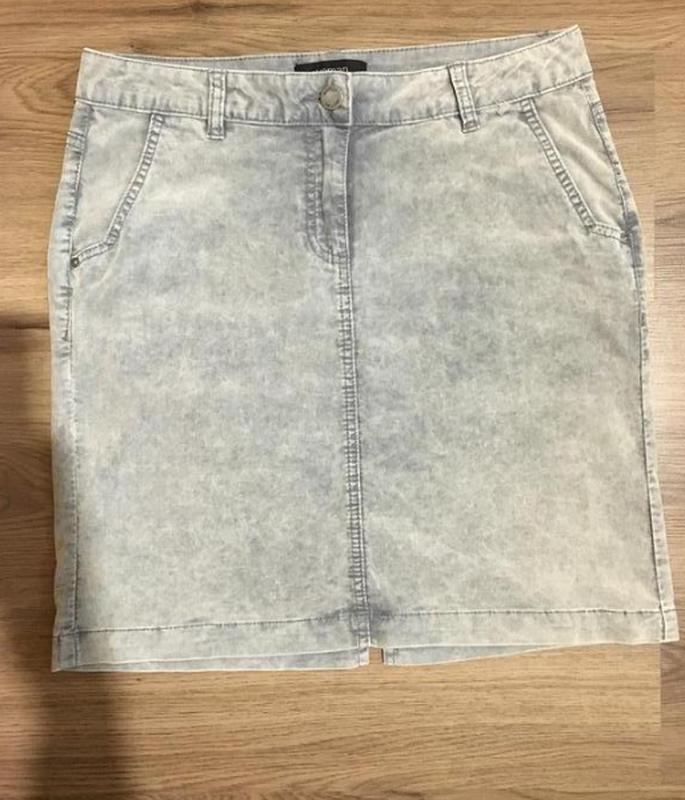 Полная распродажа!юбка вельвет  tchibo (германия) евро 38