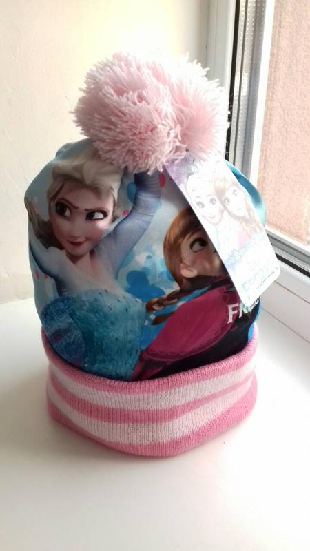 Яскраві шапочки disney - frozen