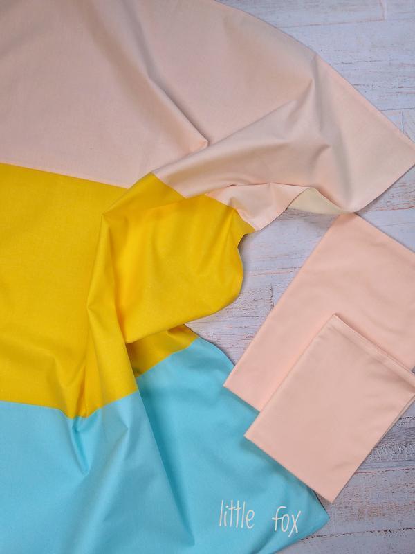 Комплект постельного белья в кроватку(100 % хлопок) - Фото 2