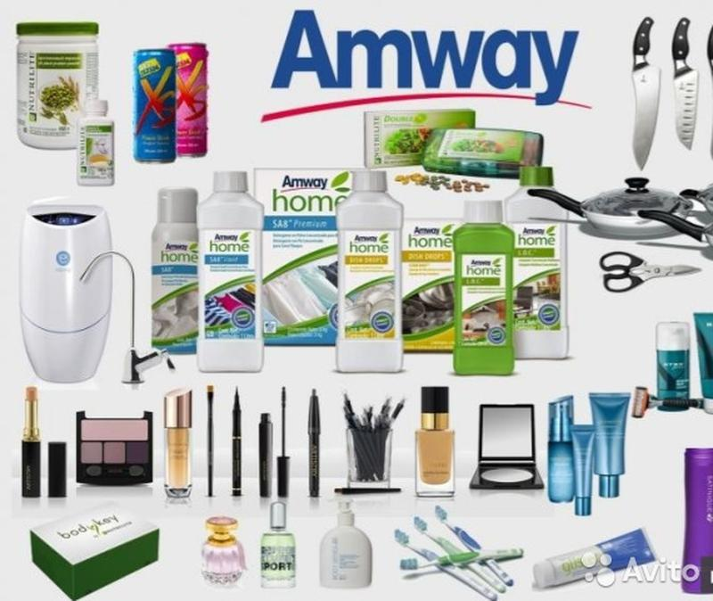 Косметика Avon, Oriflame, Mary key, Unice, Amway - Фото 2