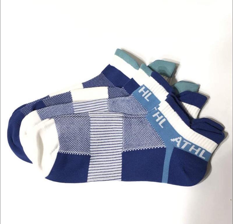 Женские короткие носки h&m sport !