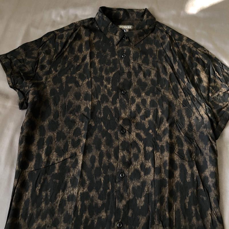 Леопардовая рубашка h&m ! - Фото 5