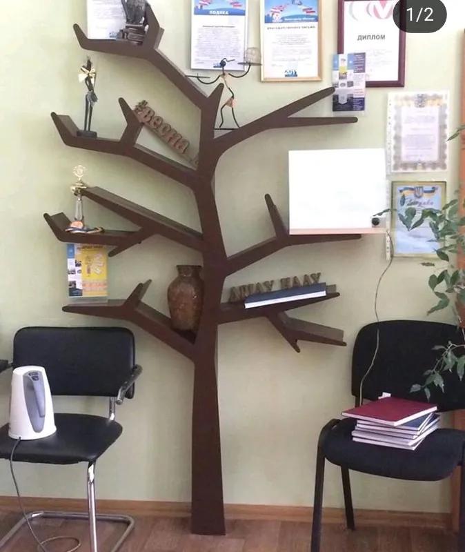 Полка-дерево - Фото 3