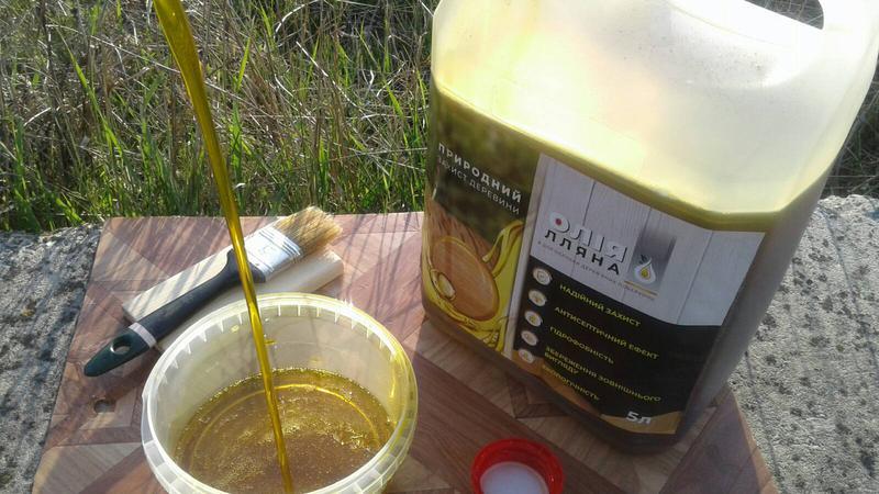 Льняное масло 5л