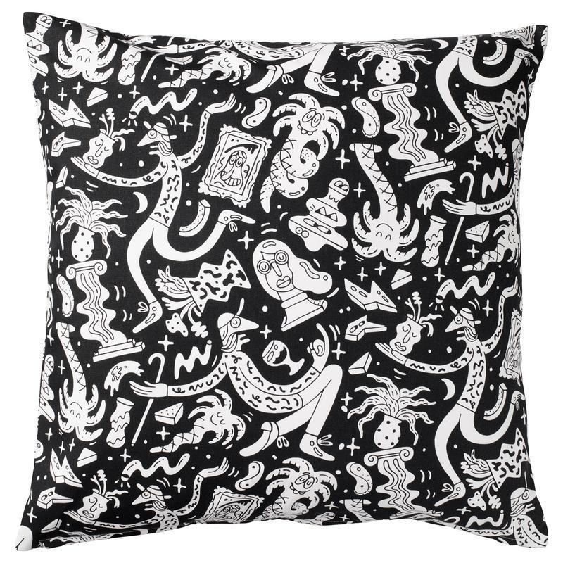 Чехол на декоративную подушку stunsig ikea {стунсиг икеа} - Фото 2