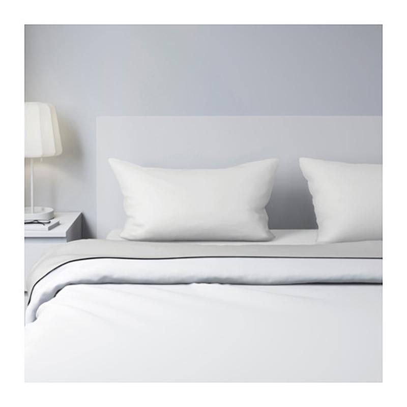 Белая наволочка somnig ikea / cомниг икеа