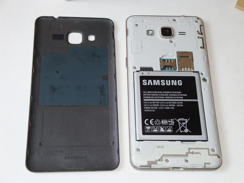 Смартфон SAMSUNG Grand Prime G531 на запчасти ,не работает плата - Фото 3