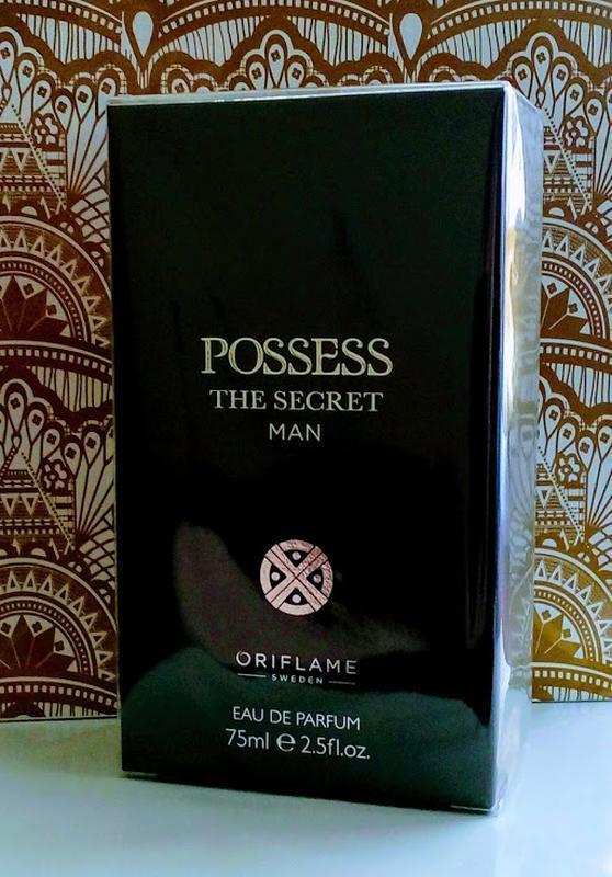 Мужская парфюмерная вода possess the secret man позесс зе сикр... - Фото 2
