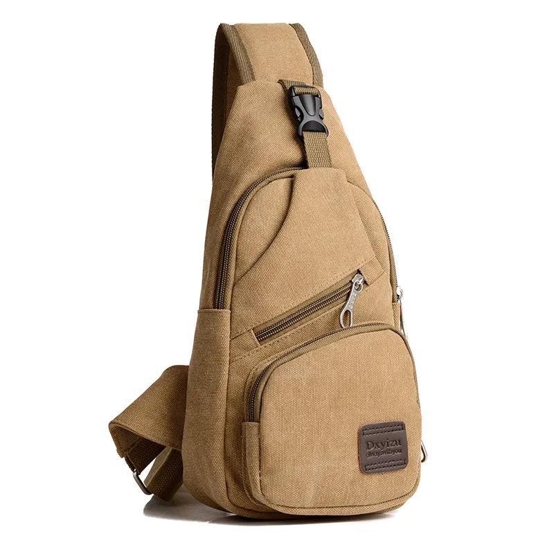 Мужской однолямочный рюкзак Fabra сумка-слинг - Фото 3