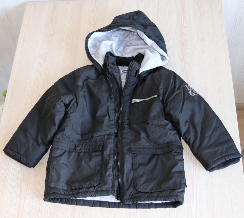 Куртка Chicco на мальчика 3 лет, рост 98 см