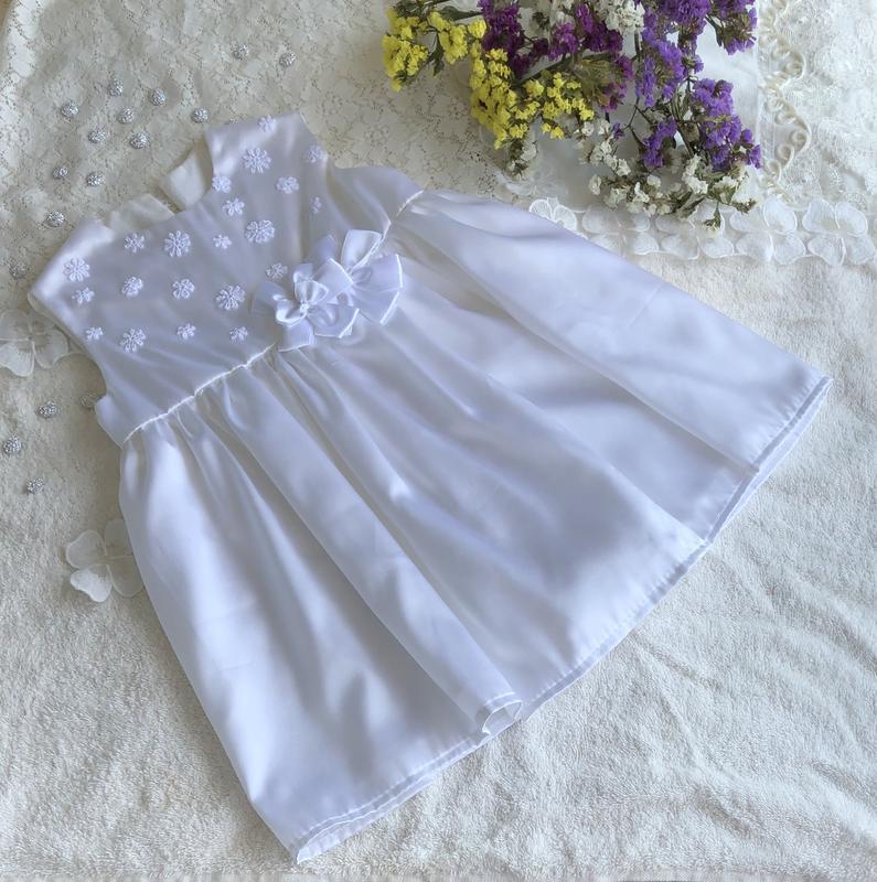 Эксклюзивное платье, платьице для крещения или торжества