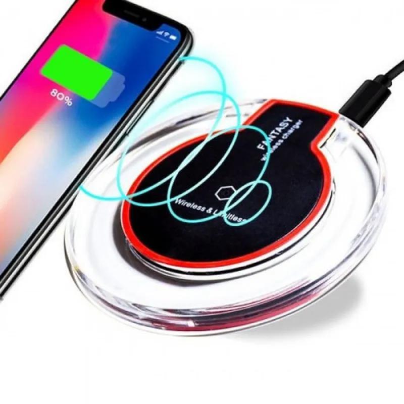 Беспроводная зарядка+Приемник для беспроводной зарядки micro usb