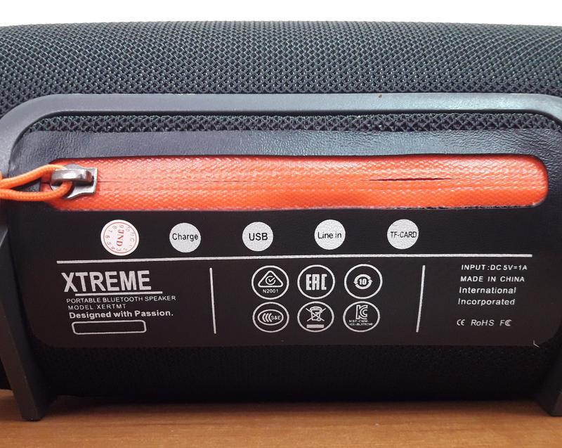 Bluetooth колонка с FM и MP3 XTREME - Фото 3