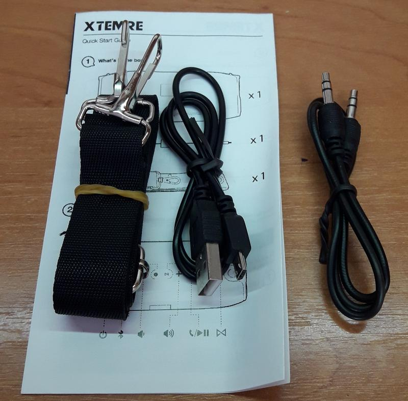Bluetooth колонка с FM и MP3 XTREME - Фото 5