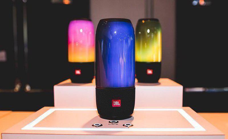 Колонка портативная беспроводная JBL Pulse 3, Bluetooth Мощная! - Фото 5