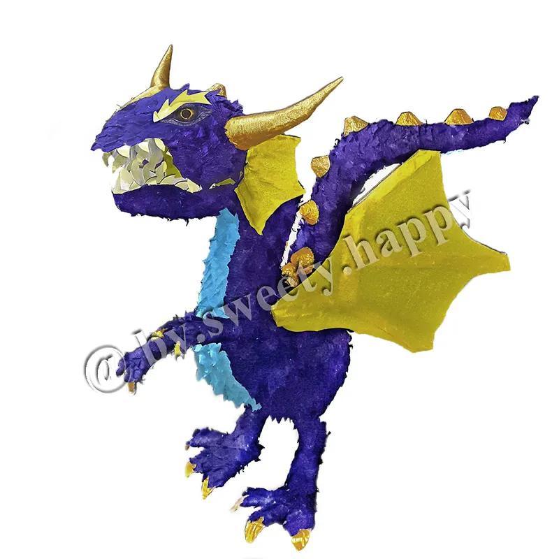 Пиньята Дракон, Динозавр pinata by Sweety - Фото 3