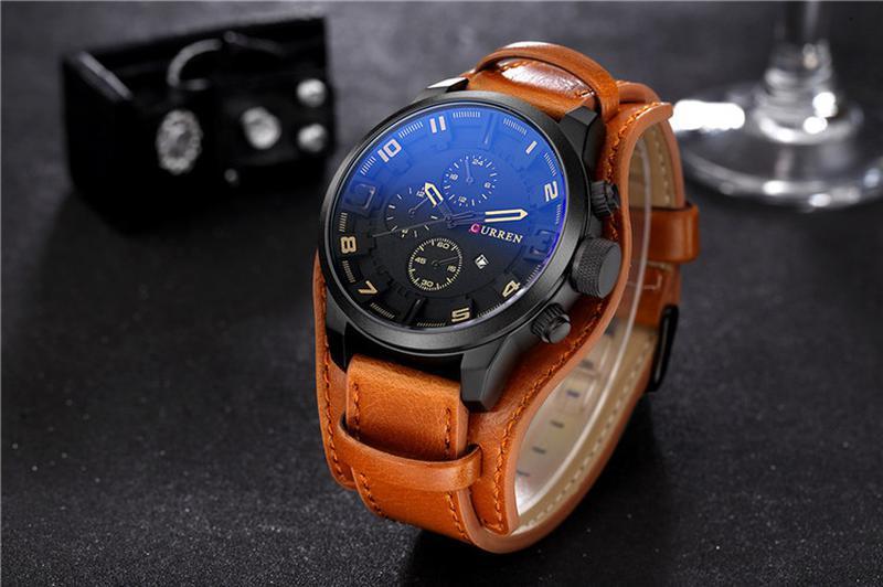 Часы наручные мужские CURREN BrBr M175 - Фото 3