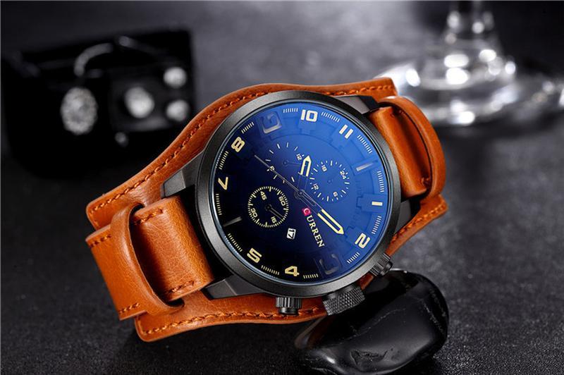Часы наручные мужские CURREN BrBr M175 - Фото 5