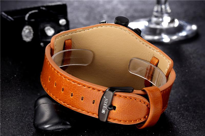 Часы наручные мужские CURREN BrBr M175 - Фото 4