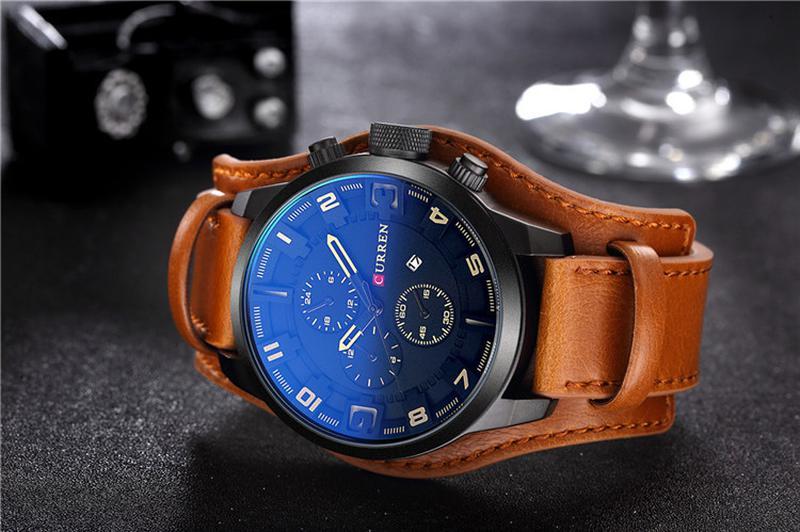 Часы наручные мужские CURREN BrBr M175 - Фото 6