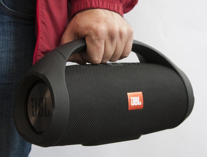 Колонка JBL BOOMBOX MINI E10 с USB, SD, FM, Bluetooth, 2-динамика - Фото 2