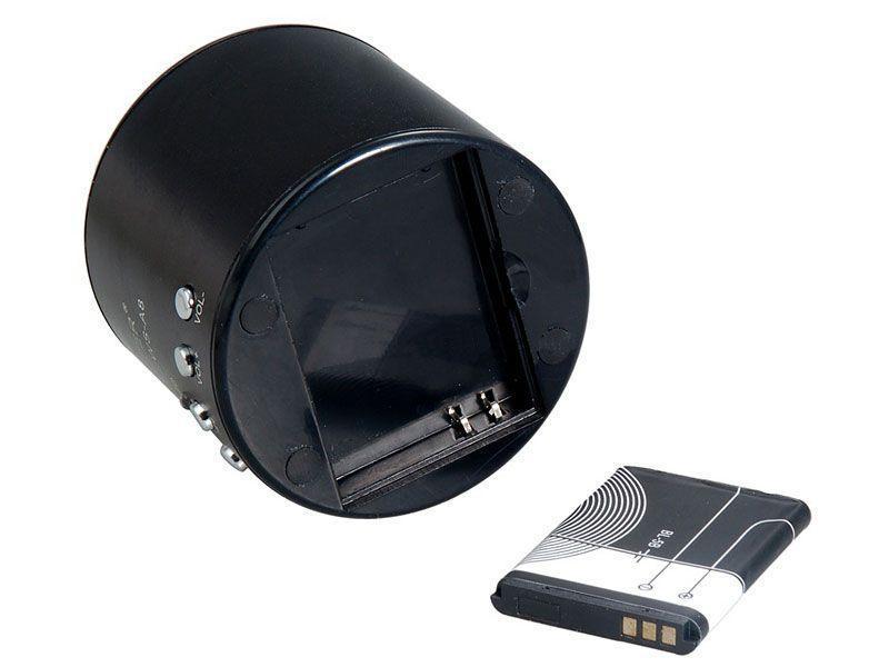 Колонка Мини портативная WSTER WS-A8 с MP3, USB и FM-pадио - Фото 2