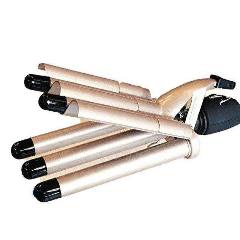 Плойка пять волн для завивки волос щипцы Gemei GM-2933 ,Щипцы для - Фото 2