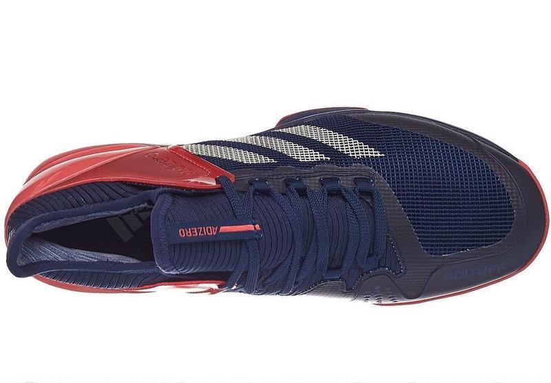 Мужские кроссовки adidas adizero ubersonic 2 cq1720 - Фото 2