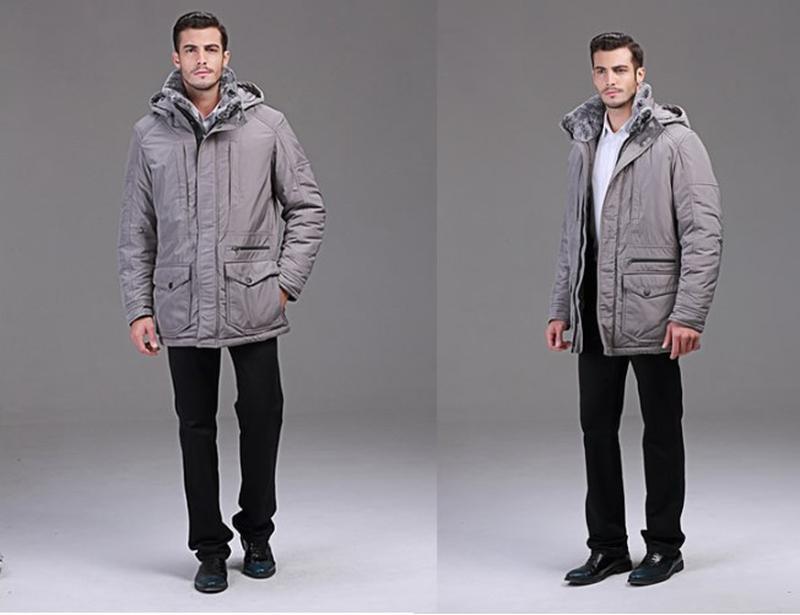 Супер предложение! мужская куртка парка пуховик snowimage 54р ... - Фото 3