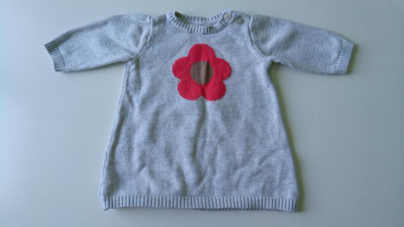 Кофточка свитерок mothercare на 1-3мес.