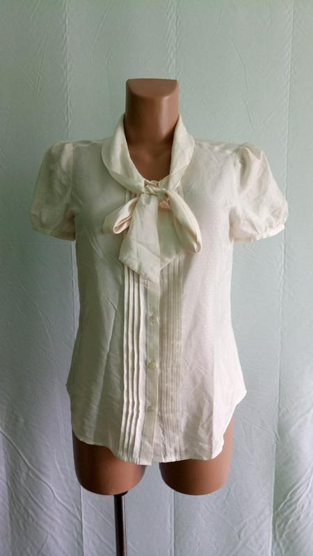 Блуза блузка шелковая kumikyoku, р. 42-44.