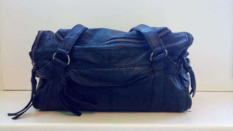 Сумка сумочка topshop натуральная кожа.