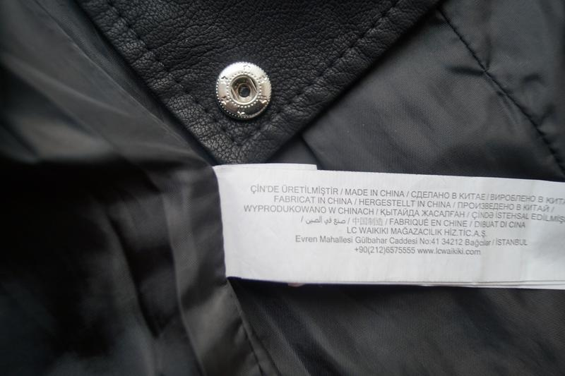 Куртка косуха женская кожаная турция - Фото 6