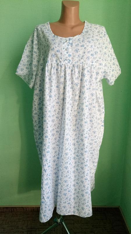 Рубашка сорочка ночная marion, р. 56-60.