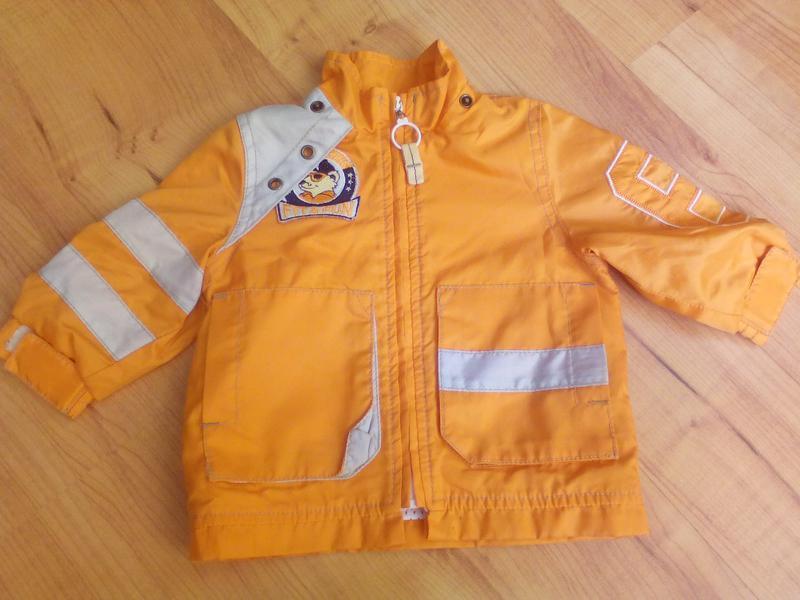 Курточка для новорожденных