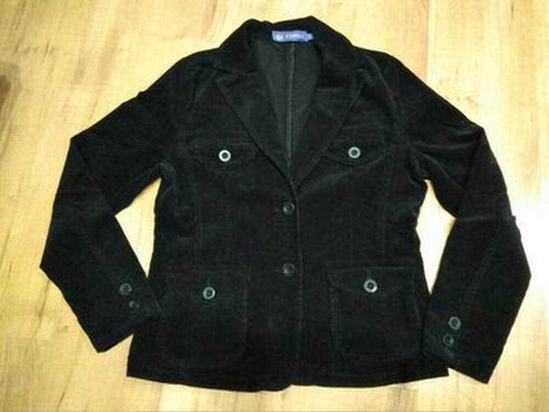 Вилветовый пиджак