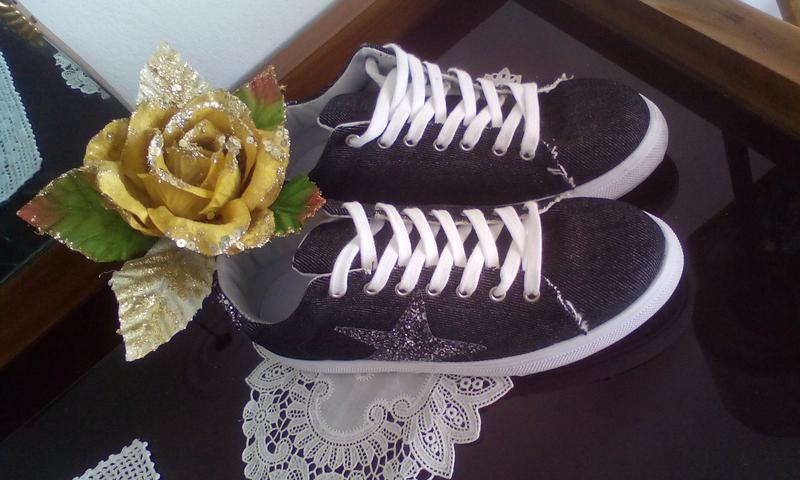Модные кроссовки,кеды, кросівки 24см