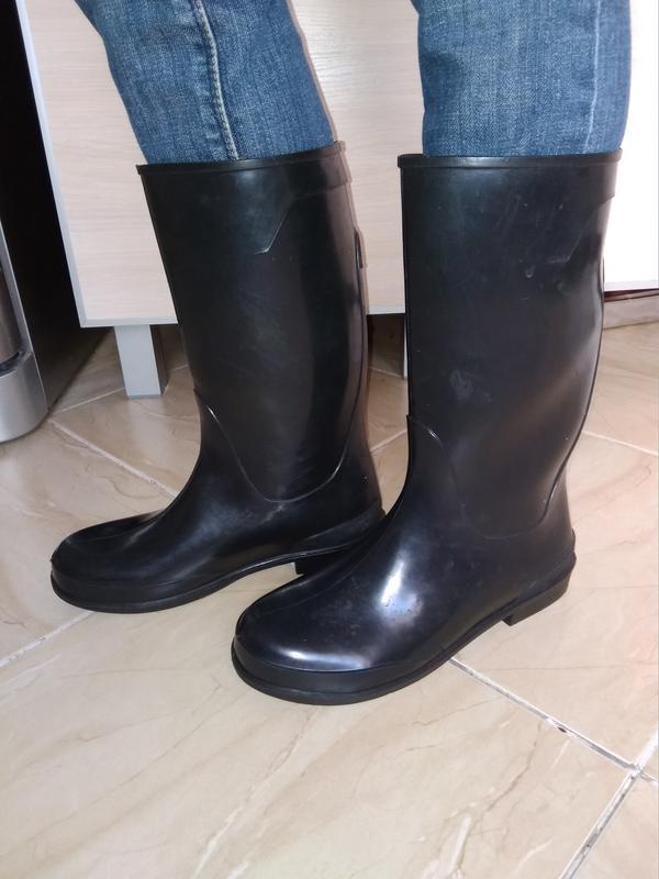 Резиновые сапоги, чоботы 37-38р.